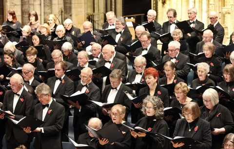 Lincoln Cathedral Events - CANCELLED: Verismo! – The Passion of Italy, A concert by Lincoln Choral Society