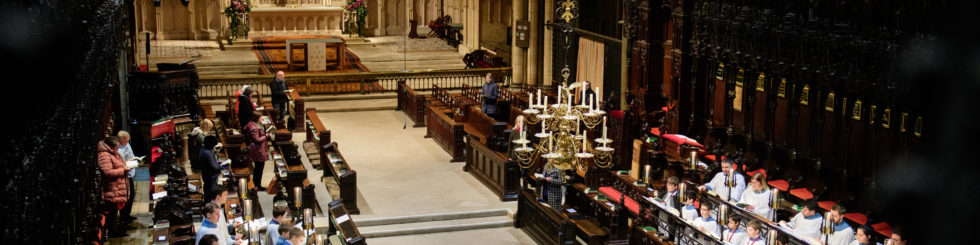 Lincoln Cathedral - Annual Choristership Celebration Evensong