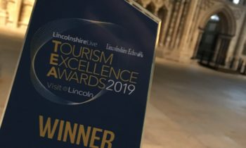 Lincoln Cathedral News - Lincoln Cathedral named Visitor Attraction of the Year