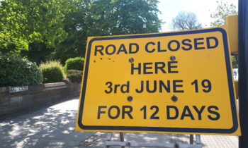Lincoln Cathedral News - Eastgate Road Closure June 2019