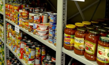 Lincoln Cathedral News - Food Glorious Food – Charity Food Bank Collection
