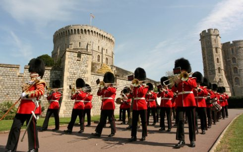 Lincoln Cathedral Events - The Band Of The Scots Guards