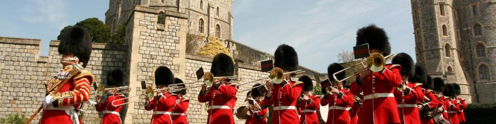 Lincoln Cathedral - The Band Of The Scots Guards