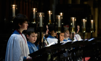 Lincoln Cathedral News - Choral Evensong returns to Cathedral