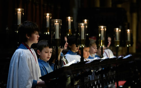 Lincoln Cathedral Events - A Ceremony of Carols