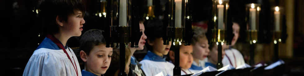 Lincoln Cathedral - Choral Evensong returns to Cathedral