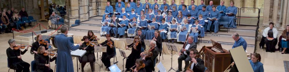 Lincoln Cathedral - Handel's Messiah