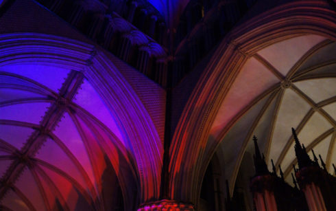 Lincoln Cathedral Events - Sacred Space: Explore and Grow