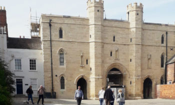 Lincoln Cathedral News - Exchequergate Arch