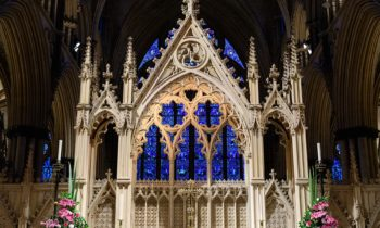 Lincoln Cathedral News - Coronavirus: Updated guidance for Communion.