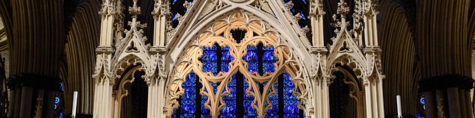Lincoln Cathedral - Coronavirus: Updated guidance for Communion.
