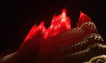Lincoln Cathedral News - Let there be light