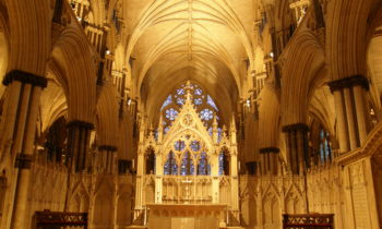 Lincoln Cathedral News - A Sermon for Palm Sunday