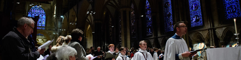 Lincoln Cathedral - Extra Christmas services at Lincoln Cathedral