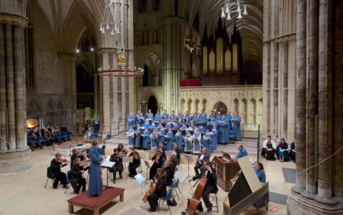 Lincoln Cathedral Events - Handel's Messiah
