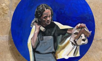 Lincoln Cathedral News - Lincoln Cathedral Artist in Residence Exhibition – Our Sacred Journey: People of the Bible