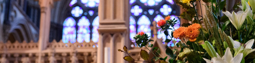 Lincoln Cathedral - Lincoln Cathedral Flower Festival: Vision