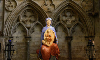 Lincoln Cathedral News - The Annunication