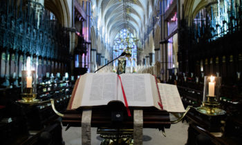 Lincoln Cathedral News - Reflection – Sunday 29.03.20