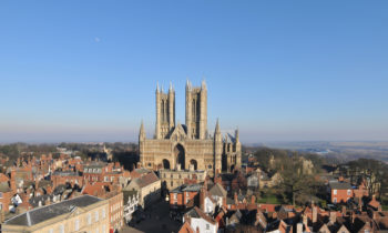 Lincoln Cathedral News - Lincoln Cathedral receives lifeline grant from Government's £1.57bn Culture Recovery Fund