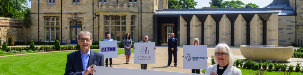 Lincoln Cathedral - New state of the art visitor centre is a step closer for Lincoln Cathedral