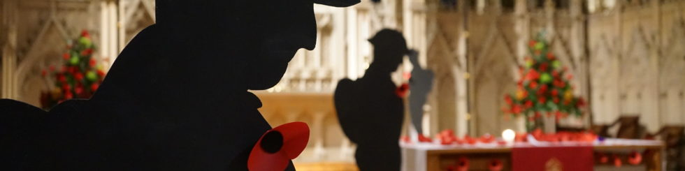 Lincoln Cathedral - Remembrance Sunday
