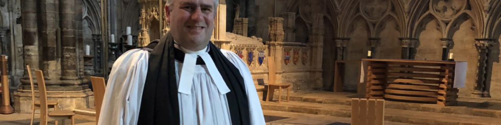 Lincoln Cathedral - New Precentor of Lincoln announced