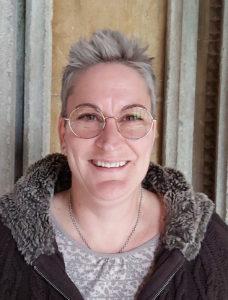 Claire Hunter, safguarding officer