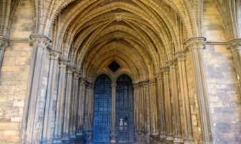 Lincoln Cathedral News - Galilee Porch