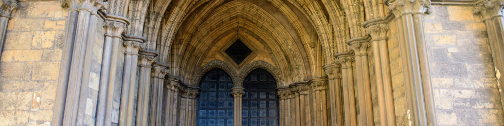 Lincoln Cathedral - Galilee Porch