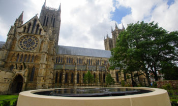 Lincoln Cathedral News - In-person worship suspended, online services and private prayer to continue