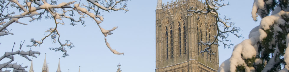Lincoln Cathedral - Service of Lessons and Carols – 24 December – Cancelled