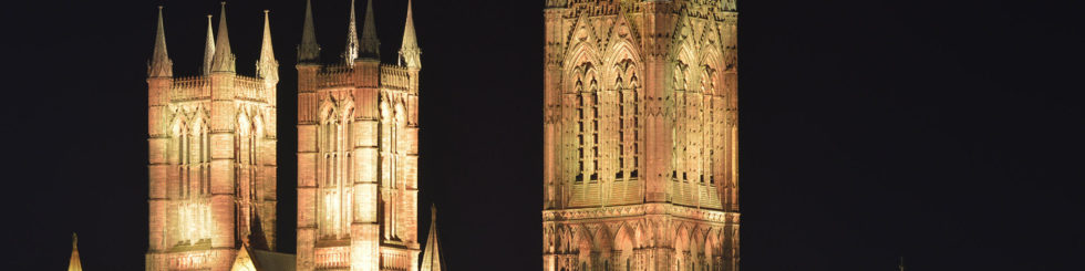 Lincoln Cathedral - Sharing the light on the National Day of reflection