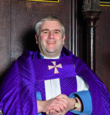 The Revd Canon Nick Brown