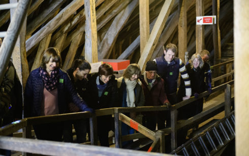 Lincoln Cathedral Events - Guided roof tours