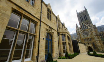 Lincoln Cathedral News - Lincoln Cathedral Café contract confirmed