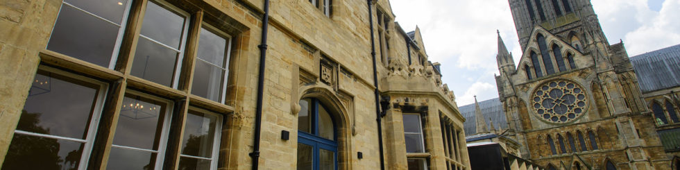 Lincoln Cathedral - Lincoln Cathedral Café contract confirmed