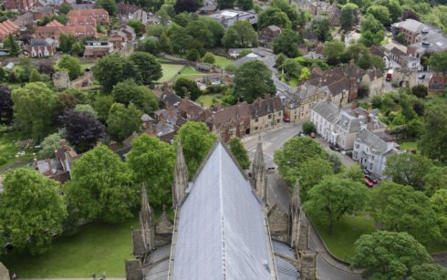 Lincoln Cathedral Events - Guided Tower Tour