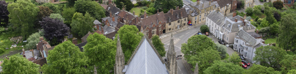Lincoln Cathedral - Guided Tower Tour