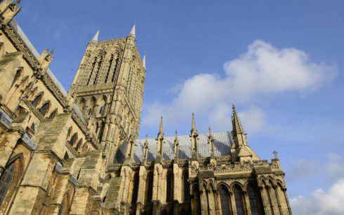 Lincoln Cathedral Events - Guided Outdoor Tour