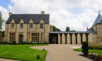 Lincoln Cathedral News - Cathedral café and shop opening date announced