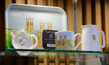 Lincoln Cathedral News - Local Brand Sophie Allport Partners with Cathedral Shop