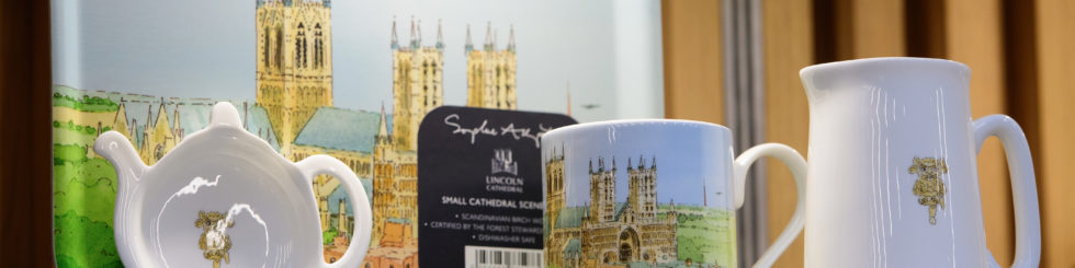 Lincoln Cathedral - Local Brand Sophie Allport Partners with Cathedral Shop