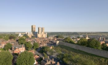 Lincoln Cathedral News - Cathedral donation to support YMCA Lincolnshire