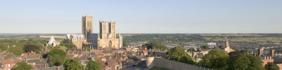 Lincoln Cathedral - Cathedral donation to support YMCA Lincolnshire