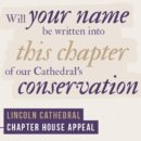 Make a Donation - Chapter House Appeal Donation