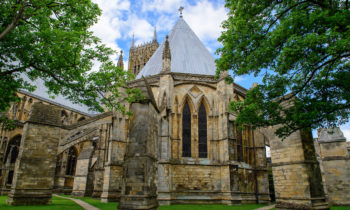 Lincoln Cathedral News - Chapter House conservation appeal launched