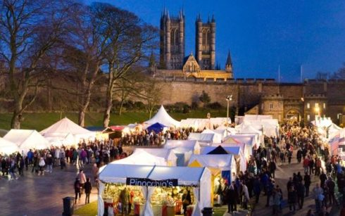 Lincoln Cathedral Events - Lincoln Christmas Market